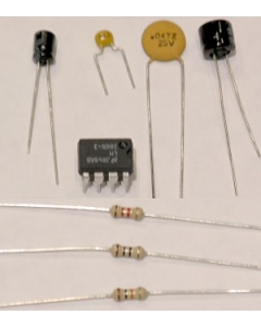 Integrated Circuit Amplifier Kit