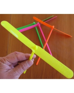 Plastic Propeller Toy
