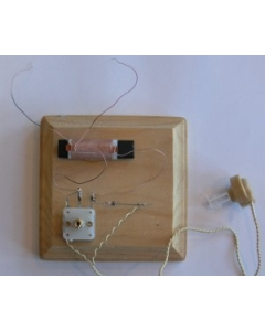 Simple Crystal Radio Kit